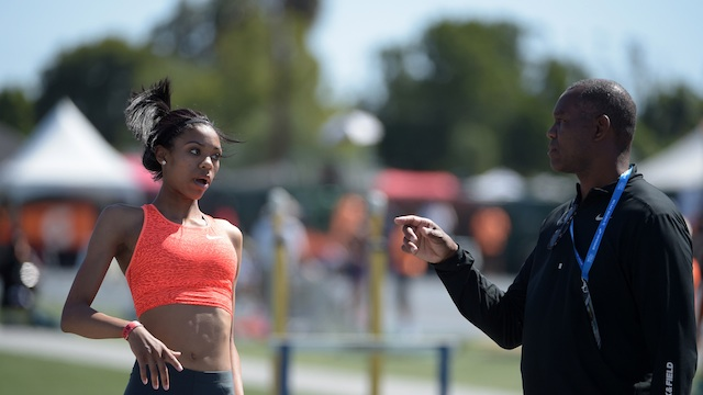 [CSNPhily] Randall Cunningham mentors his daughter and son to help them reach the Rio Olympics