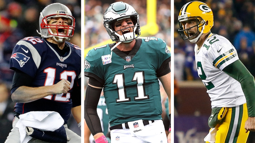 [CSNPhily] Let's start making the real comparisons with Carson Wentz