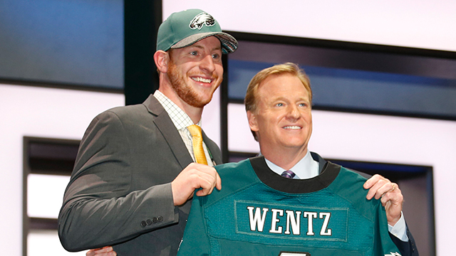 [CSNPhily] NFL draft fan registrations up more than 200 percent