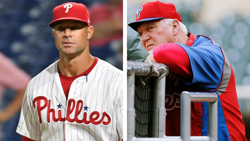 [CSNPhily] Gabe Kapler now in a no-win situation, but Phillies had to do what they did