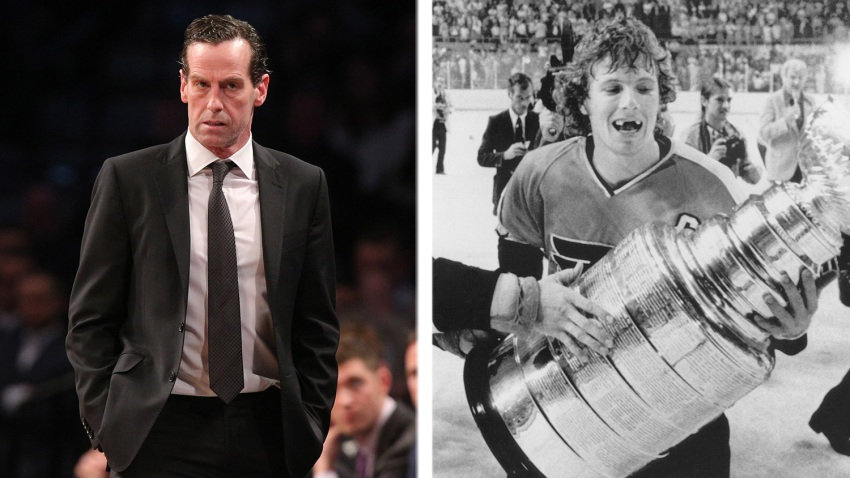 [CSNPhilly] Nets head coach Kenny Atkinson gives love to Flyers, Broad Street Bullies