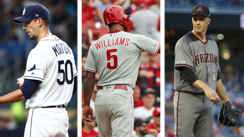 [CSNPhily] Phillies Mailbag: Starting pitching frustration, Nick Williams trade thoughts and more