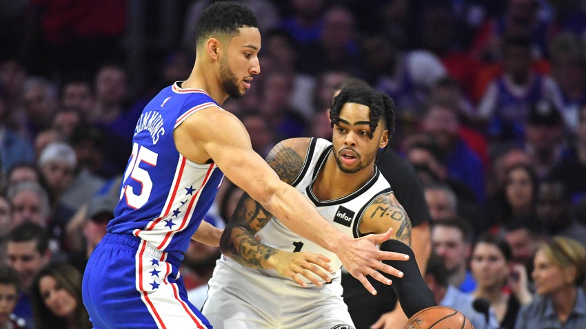 [CSNPhily] Sixers seal spot in second round of NBA playoffs with elite, record-tying defensive performance in win over Nets