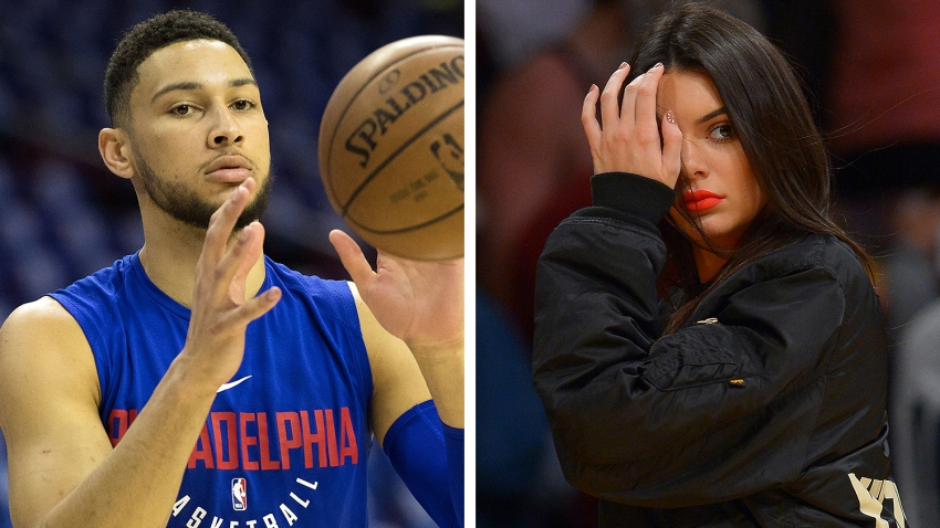 [CSNPhily] Ben Simmons spotted with Kendall Jenner at LA hotel