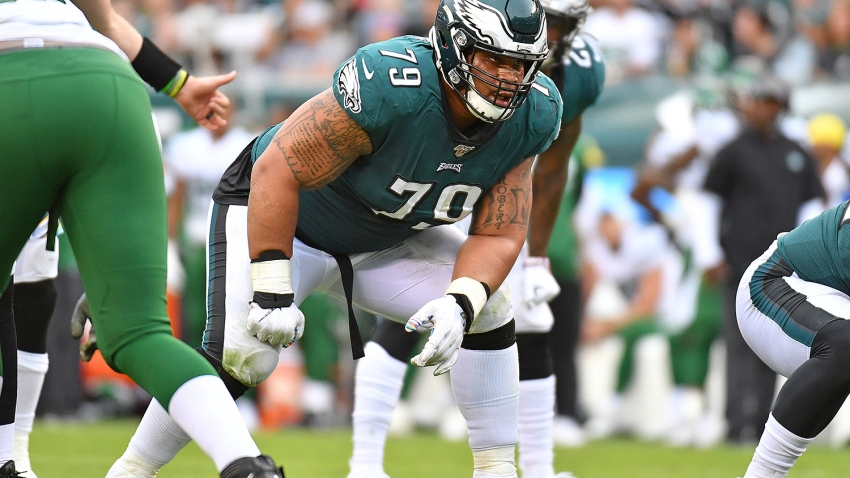 [CSNPhily] Barrett Brooks breaks down how Brandon Brooks has been so dominant for Eagles