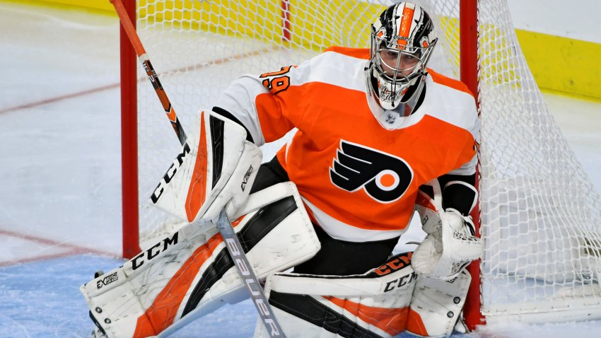 [CSNPhilly] Joel Farabee brings it, Carter Hart the No. 1 development, more on Flyers' preseason shootout loss to Rangers