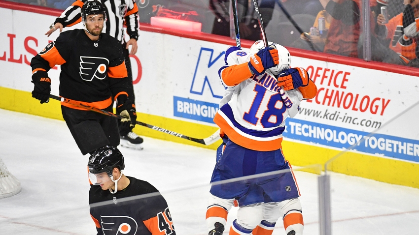 [CSNPhilly] Yikes! Flyers choke away 3-0 third-period lead for shootout loss to Islanders