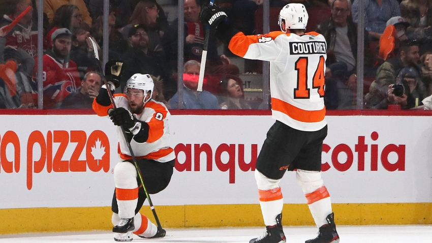 [CSNPhilly] Flyers cap special November, enter December with most points since Eric Lindros-led 1995-96 team