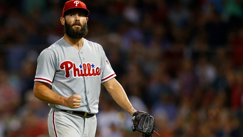 [CSNPhily] Jake Arrieta stands and delivers in Phillies' most important win of season