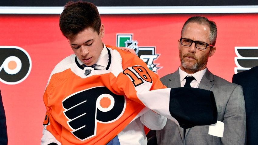 [CSNPhilly] By drafting Jay O'Brien, Ron Hextall shows he's 'never been one to be safe'