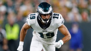 [CSNPhily] Eagles need to at least give JJ Arcega-Whiteside a chance to produce