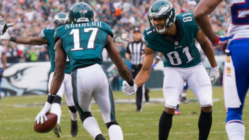 [CSNPhily] Jordan Matthews was always right about Nelson Agholor