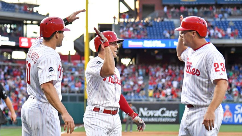 [CSNPhily] Phillies 7, Diamondbacks 4: Another Scott Kingery home run lifts Phillies to victory