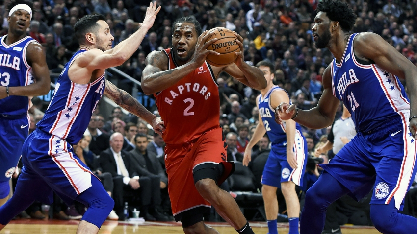[CSNPhily] Raptors 113, Sixers 102: Turnover-prone Sixers overmatched by Raptors yet again