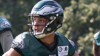 [CSNPhily] Eagles WR Mack Hollins reflects on injury: 'Am I going to be the Mack I once was?'