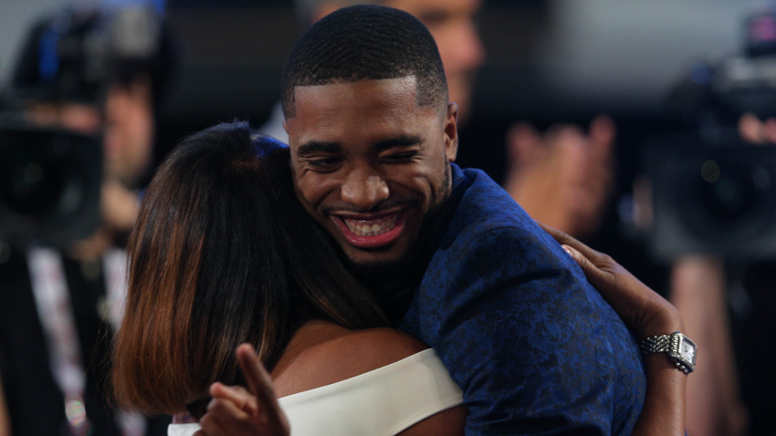[CSNPhily] Brett Brown admits human side of Mikal Bridges trade is 'disturbing'