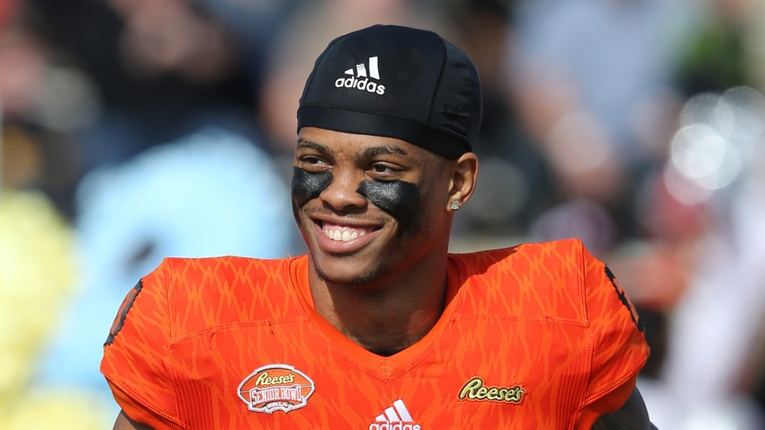 [CSNPhily] Eagles NFL draft options at No. 25: S Nasir Adderley