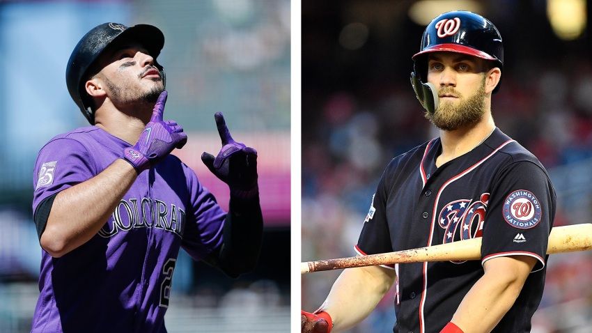 [CSNPhily] How Nolan Arenado's mega-deal affects Bryce Harper negotiations