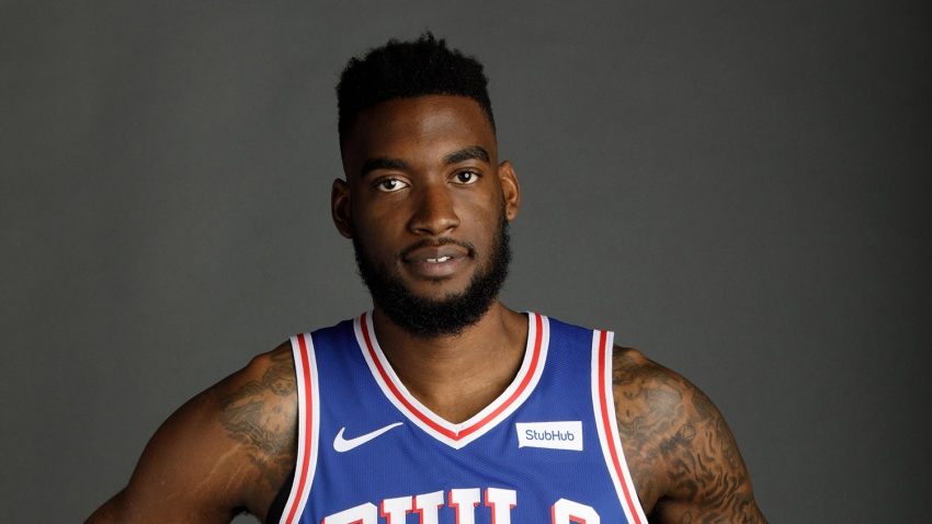 [CSNPhily] Sixers sign high-flying center Norvel Pelle to two-way contract