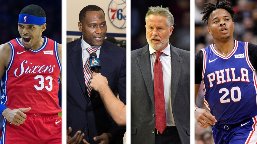 [CSNPhily] Sixers weekly observations: 'The window is now,' challenges for Brett Brown, human side of Markelle Fultz saga