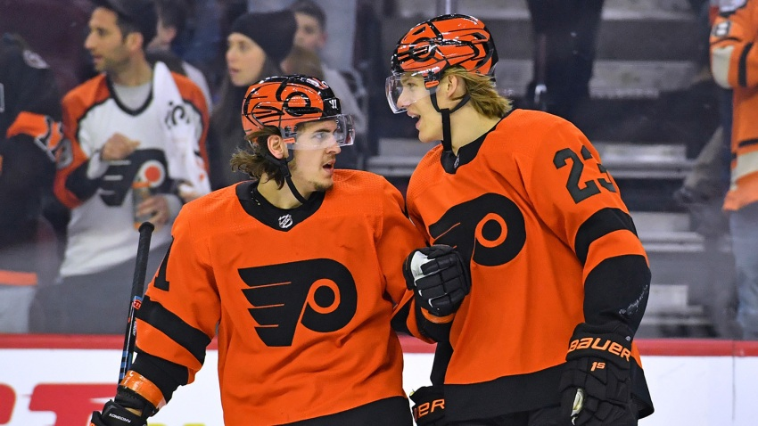 [CSNPhilly] Travis Konecny, Oskar Lindblom write early script for how they can change Flyers' 2019-20 season