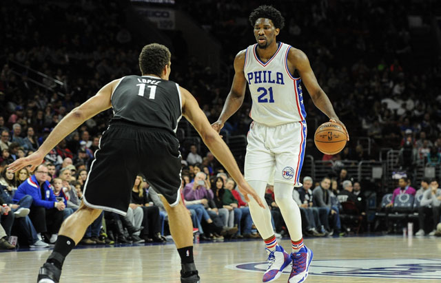 [CSNPhily] Joel Embiid is awesome, does anything else matter?