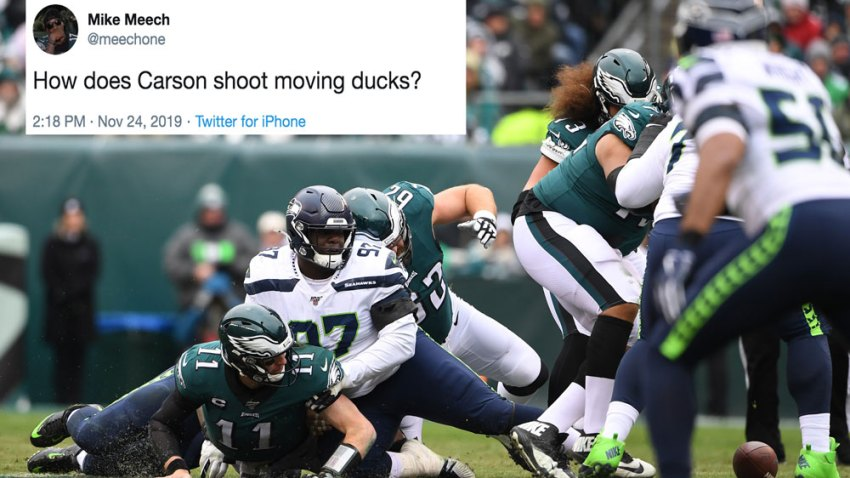 [CSNPhily] The Eagles stink, according to Twitter (and your eyes)