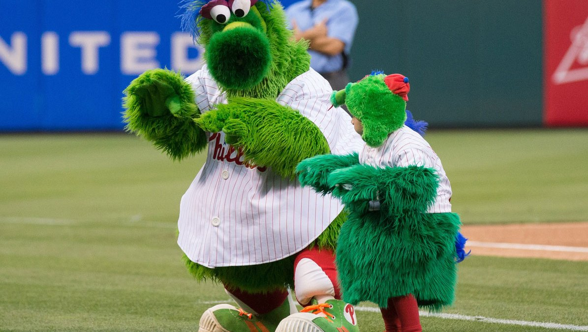 Philadelphia having existential meltdown after report of Phillie Phanatic's 'new look'
