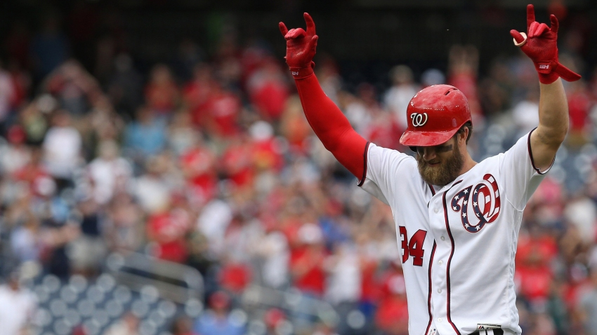 [CSNPhily] Social media erupts in reaction to Bryce Harper coming to Phillies