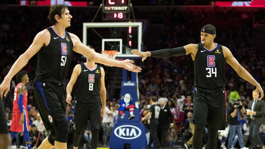 [CSNPhily] After trading for Tobias Harris and Boban Marjanovic, oddsmakers aren't buying the Sixers as title favorites, yet