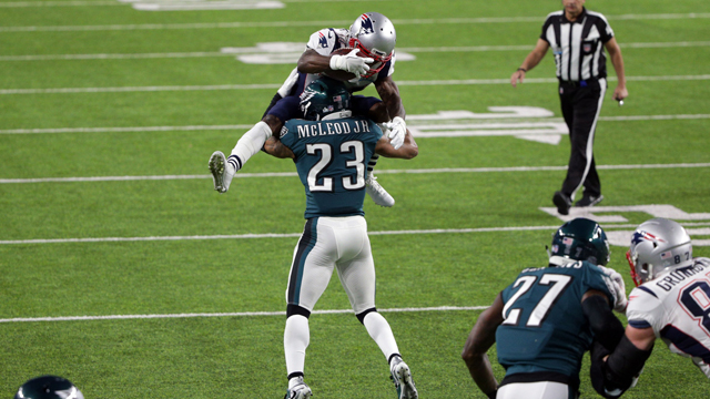 [CSNPhily] Top 10 most memorable plays from Eagles' Super Bowl win