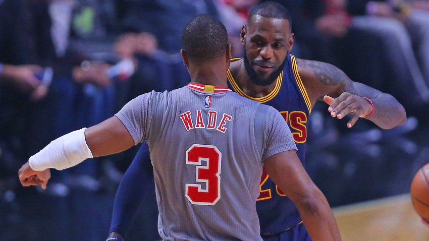 [CSNPhily] NBA Notes: Dwyane Wade officially signs with Cavaliers