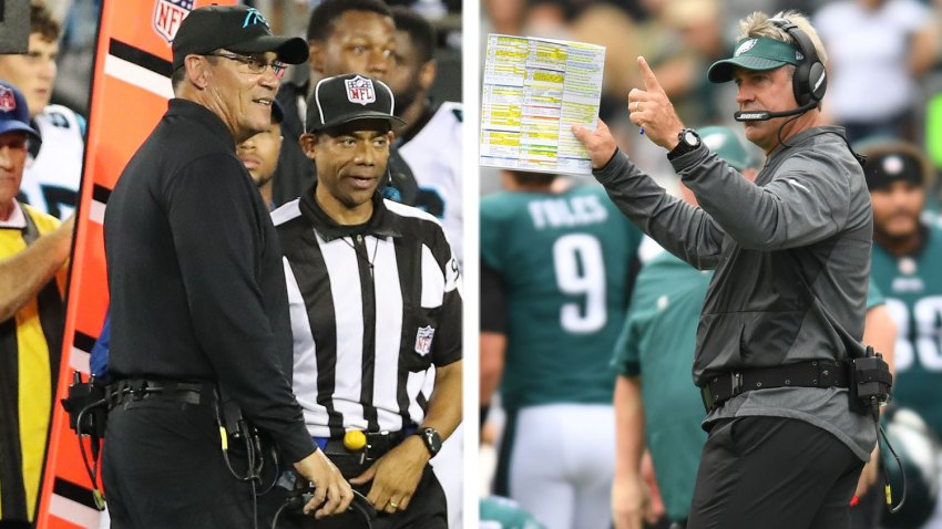 [CSNPhily] Eagles notes, quotes and tidbits: Rivera thinks Pederson has been 'outstanding'
