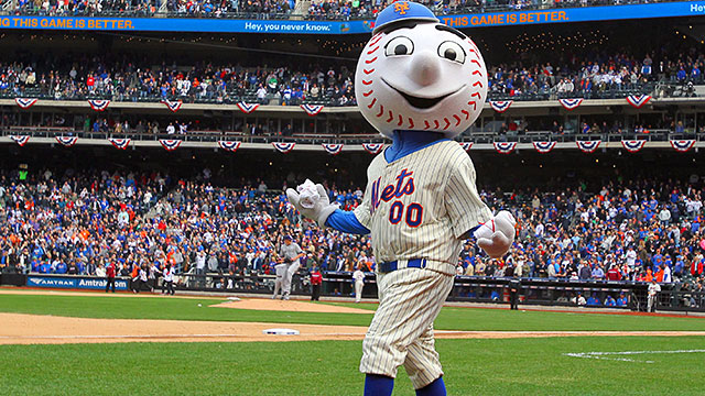[CSNPhily] Employee fired as Mr. Met after flashing 'middle' finger at fan