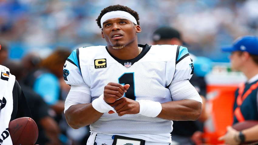 [CSNPhily] 'Not a one-trick pony,' Cam Newton a serious challenge for Eagles