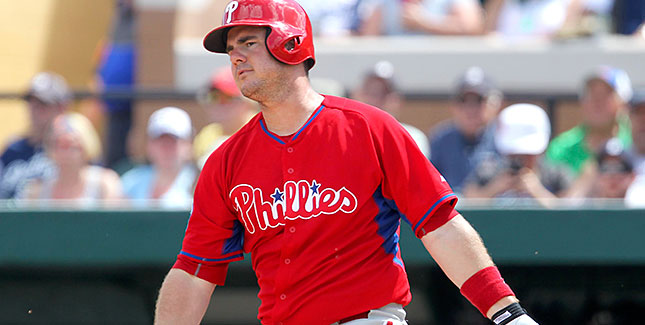 [CSNPhily] Phillies have talked bringing up Tommy Joseph for boost