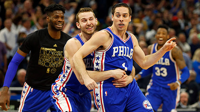 [CSNPhily] Sixers beat Magic behind Saric's career night, McConnell's clutch jumper