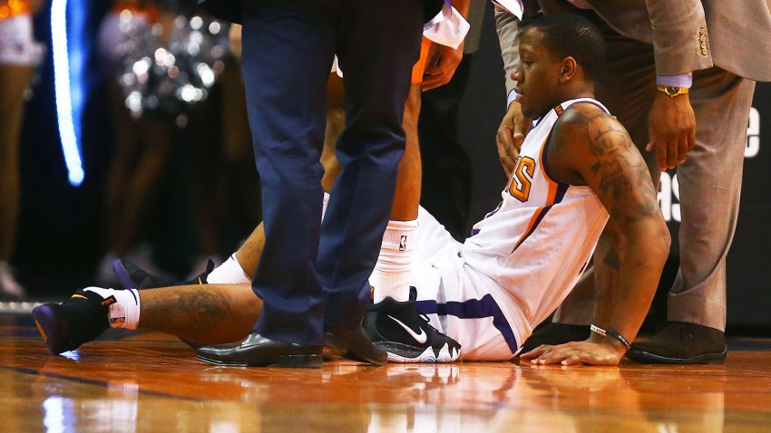[CSNPhily] Ex-Sixer Canaan suffers gruesome injury in Suns' win