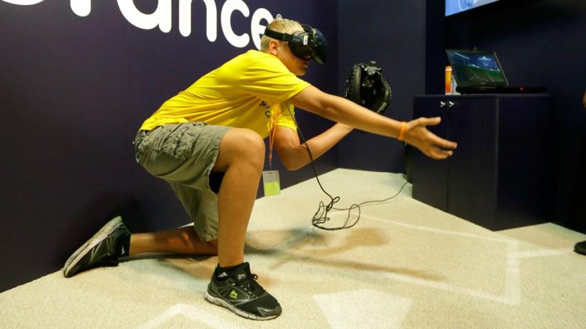 Virtual Reality Baseball
