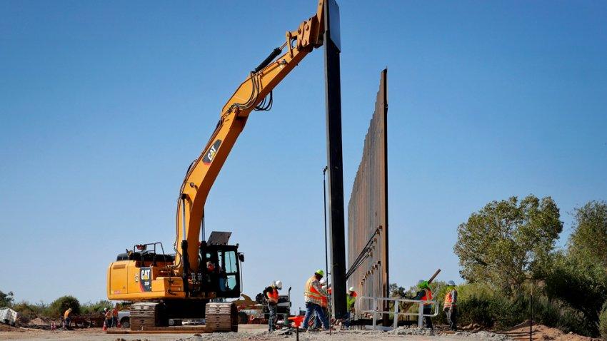 US Border Wall