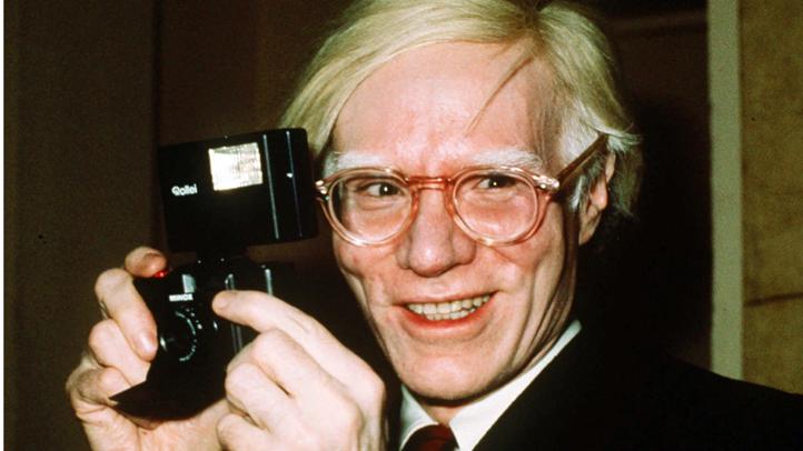 Warhol-Gravesite Webcam
