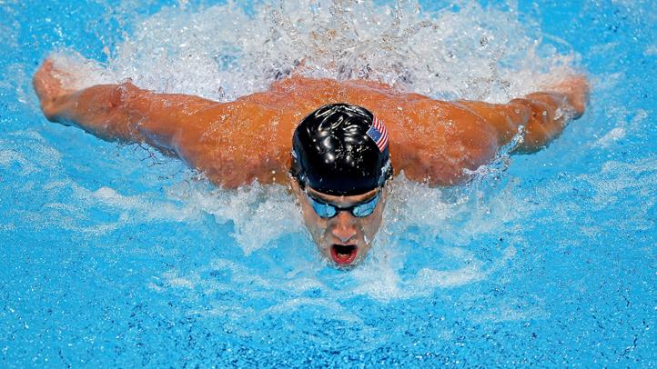 AUG Olympics Phelps