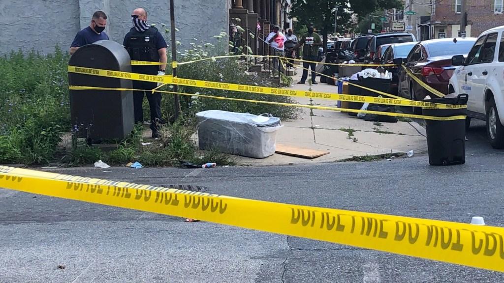 Police investigating