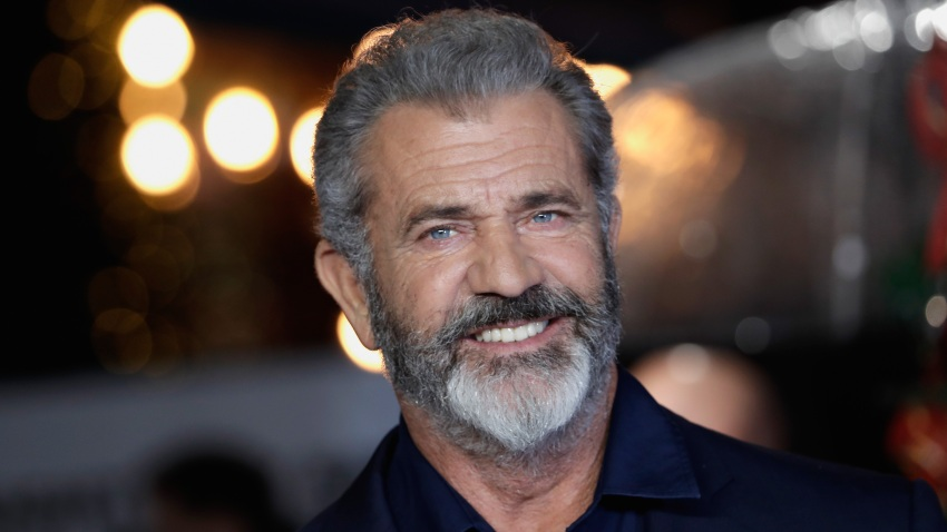 """In this Nov. 16, 2017, file photo, actor Mel Gibson arrives at the UK Premiere of """"Daddy's Home 2"""" at Vue West End in London, England."""