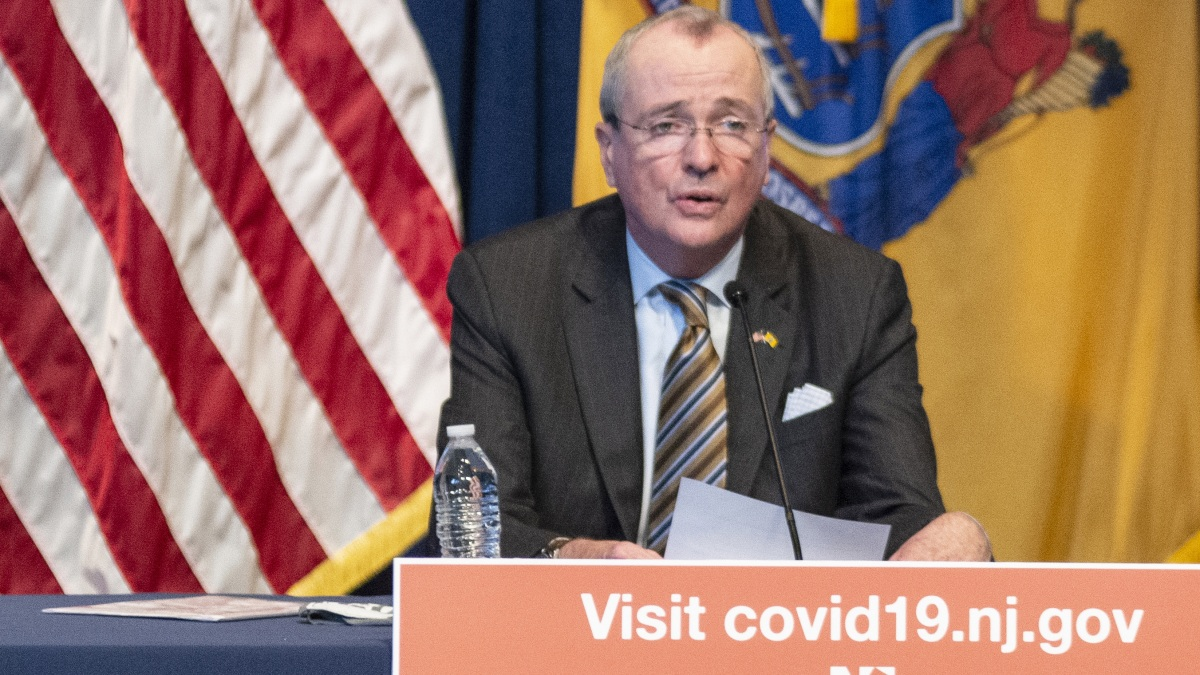 Amid Growing Coronavirus Concerns New Jersey Gov Phil Murphy Lowers Capacity For Indoor Gatherings Nbc10 Philadelphia