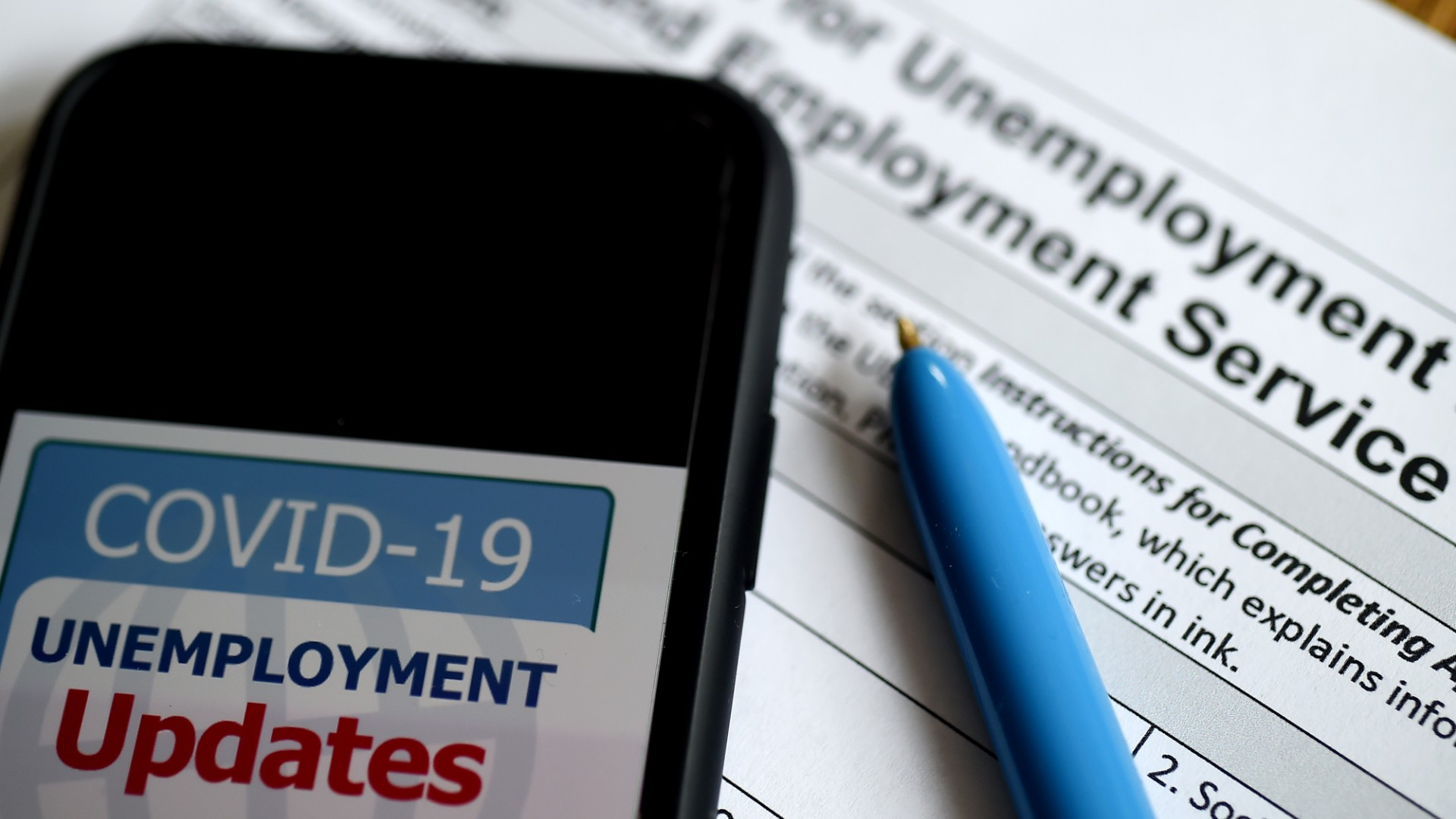 Unemployment Benefits? Stimulus Checks? Aid Measures Are in Limbo as People's Bills Are Still Due – NBC10 Philadelphia