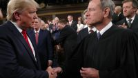 Pence Says Supreme Court Chief Justice Roberts Has Been 'a Disappointment to Conservatives'
