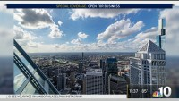 Open for Business: One Liberty Observation Deck