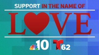 In the Name of Love logo