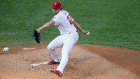 Aaron Nola Strikes Out 10, Bats Bash Five Homers as Phillies Top Braves 13-8